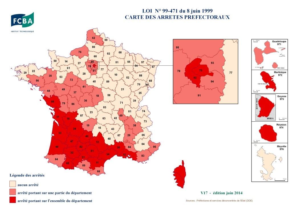 Traitement et protection termites le de france 75 91 92 for 78 en france