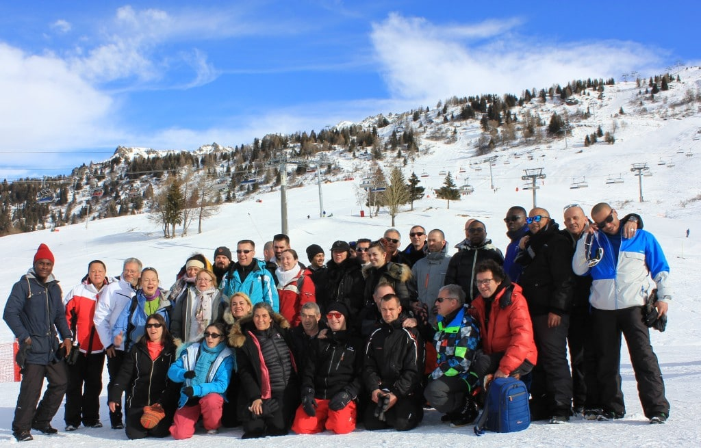 Hygiène Office fête ses 40 ans à la montagne