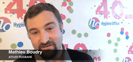 Interview de Mathieu Boudry, atelier Filigrane