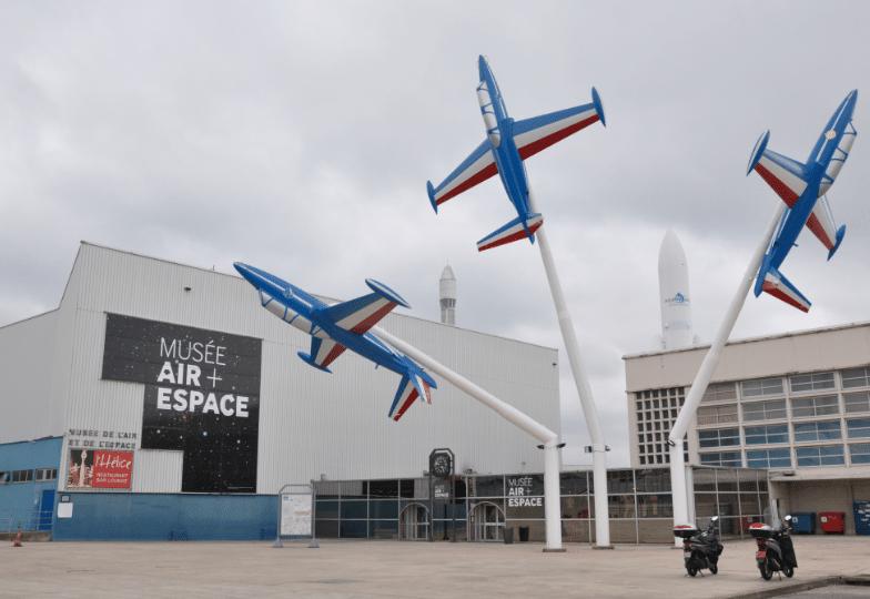 Désinsectisation pour le Musée de l'Air et de l'Espace