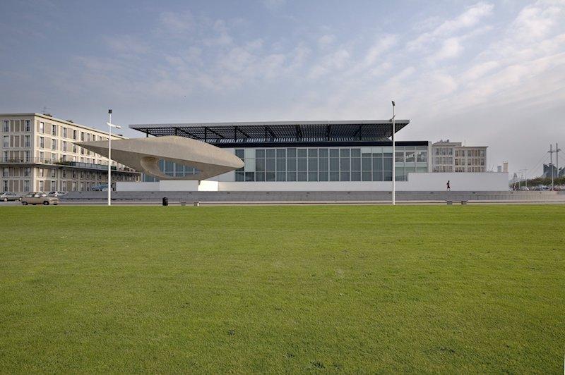 Désinsectisation du Musée Mumma au Havre