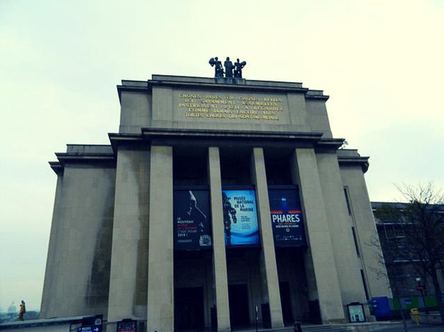 Désinsectisation pour le Musée de la Marine