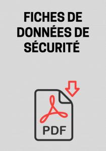Fiches de données de sécurité