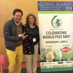 Eric Vieillemard Corinne Vieillemard - Hygiène Office au Global Summit Of Pest Management Services For Public Health And Food safety_10