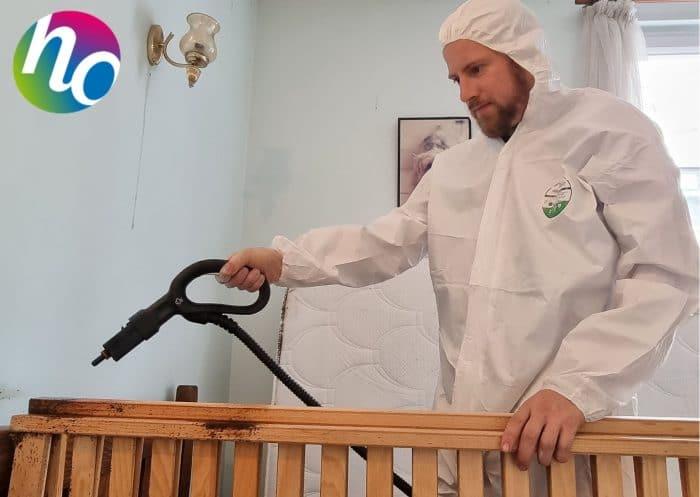 traitement thermique contre les punaises de lit